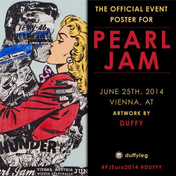 Pearl Jam Wiener Stadthalle